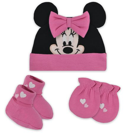 29e6b5ed9c1 Disney Girl s Minnie Mouse Cap