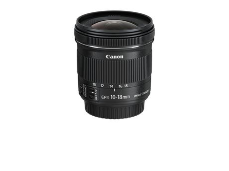 Canon EF-S 10-18mm f/4.5-5.6 IS STM Lens - image 2 of 2
