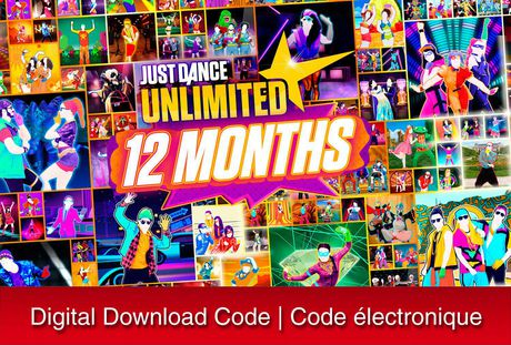 Just Dance Unlimited 365 Days DLC - Nintendo Switch [Digital Code]