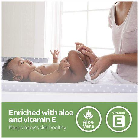 Lingettes pour bébés Huggies Natural Care - image 5 de 9