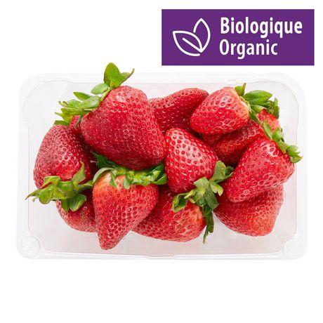 Strawberries, Organic - image 1 of 2