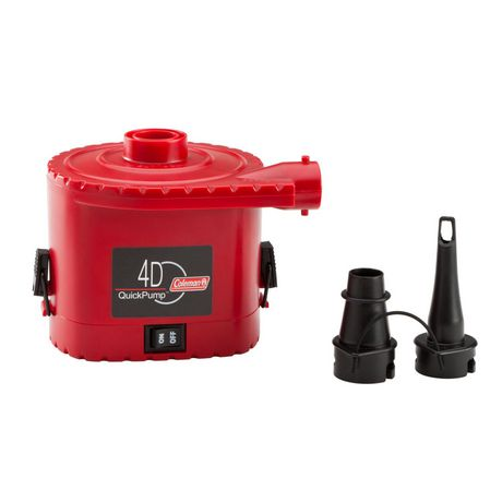 Coleman 4D Quickpump - image 2 of 5