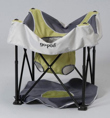 KidCo KidCo Go-Pod Portable Lightweight Activity Seat for Baby - image 8 of 9