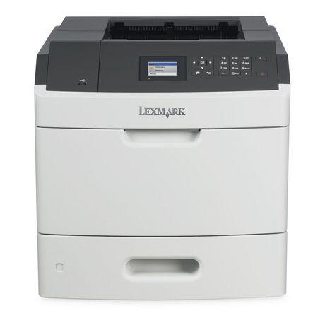 Imprimante laser monochrome mono fonction Lexmark MS817n (40GC100) - image 1 de 5
