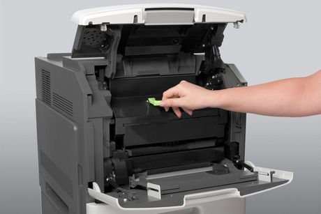 Imprimante laser monochrome mono fonction Lexmark MS817n (40GC100) - image 2 de 5