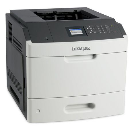 Imprimante laser monochrome mono fonction Lexmark MS817n (40GC100) - image 4 de 5