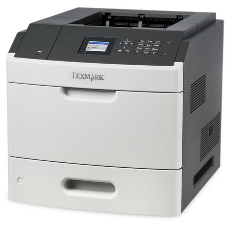 Imprimante laser monochrome mono fonction Lexmark MS817n (40GC100) - image 5 de 5