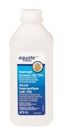 Equate Isopropyl Alcohol Usp 70% by Equate