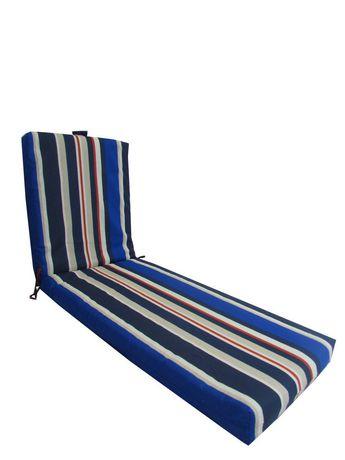 Henryka Blue Stripe Lounge Cushion - image 1 of 1