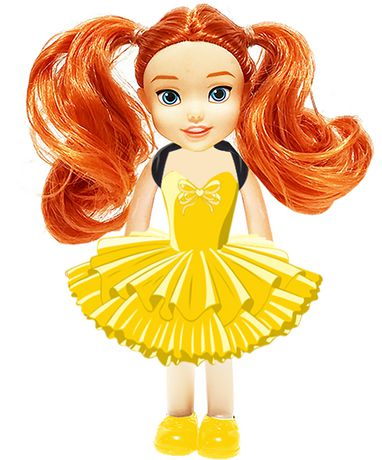 The Wiggles Emma Doll