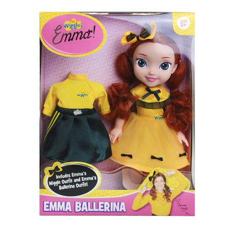 The Wiggles Emma Ballerina Doll - image 1 of 2