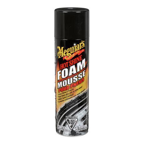 Meguiar's Hot Shine Tire Foam