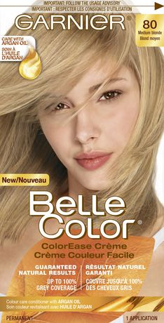 Garnier Belle Color Colorease Crème Permament Haircolour Walmart