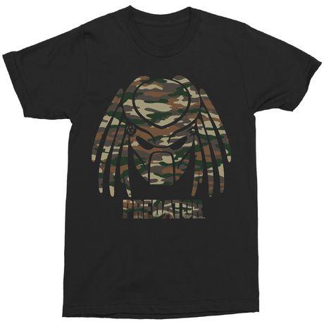 5f65ee8a Predator Camo Short Sleeve T-Shirt | Walmart Canada
