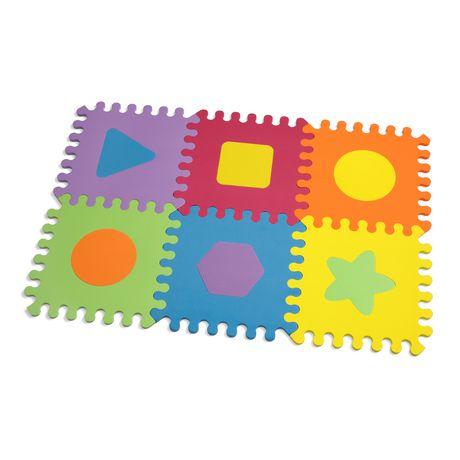 Infantino Llc Infantino Soft Foam Puzzle Mat - image 1 of 4