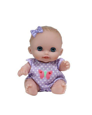 """Lil' Cutesies Lulu 8.5"""" Baby Doll - image 1 of 1"""
