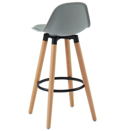 Tremendous Abs Molded Counter Stool Set Of 2 Machost Co Dining Chair Design Ideas Machostcouk