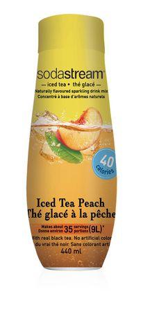 SodaStream Iced Tea Peach - image 1 of 2