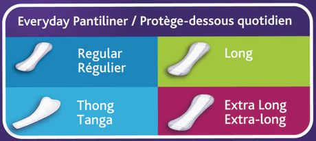 Equate Light Absorbency Everyday Pantiliner - image 4 of 4