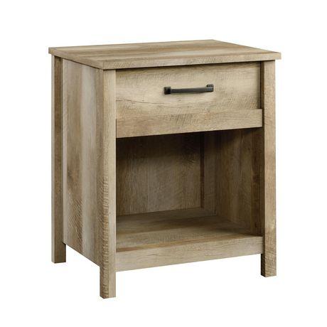 SAUDER Lintel Oak Finish Nightstand - image 1 of 2