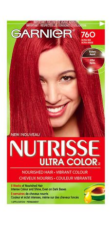 Bikes Online Canada >> Nutrisse Ultra Color 760 Ultra Red   Walmart Canada