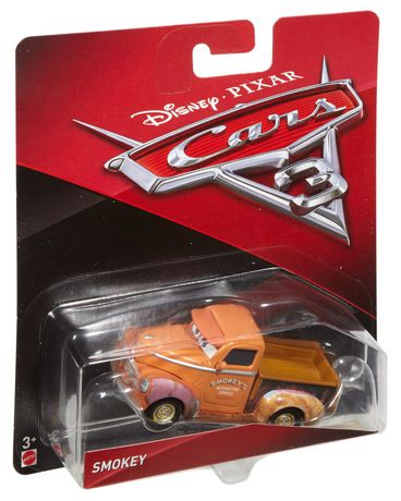 Disney/Pixar Cars 3 Smokey Vehicle - image 6 of 6