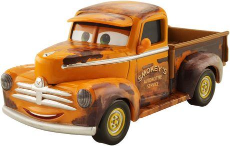Disney/Pixar Cars 3 Smokey Vehicle - image 1 of 6