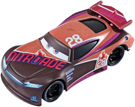 Disney Pixar Cars 3 Tim Treadless Die Cast Vehicle Walmart Canada