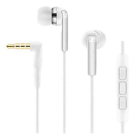 Sennheiser CX 2.00i Earbud Headphones - White - image 1 of 1