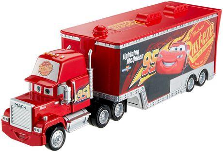 Disney Pixar Cars 3 Mack Hauler Die Cast Vehicle Walmart Canada