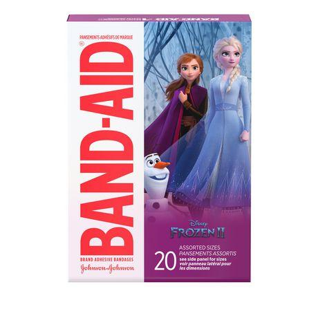 Pansements adhésifs Disney Frozen de Band-AidMD - image 1 de 1