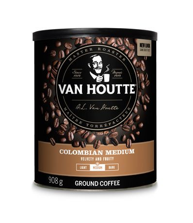 Keurig Van Houtte Colombian Medium Ground Coffee Beans