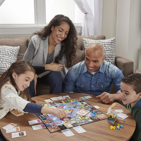 Monopoly Toy Story Board Game Family and Kids - image 5 of 9