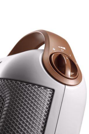 De'Longhi Capsule Ceramic Heater, white - image 3 of 3