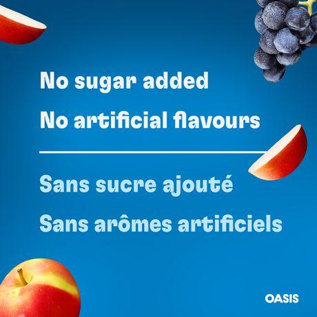 Oasis Classic Apple Grape Juice - image 5 of 5