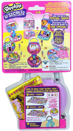 7772dde8edc Shopkins Lil  Secrets Mini Playset - Pretty Petals Flower Shop - image 5 of  5 ...