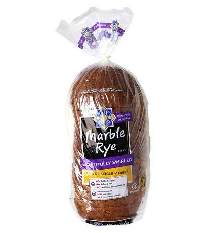 City Bread Marble Rye