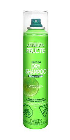 Garnier Fructis, Pure Clean Dry Shampoo - image 1 de 1