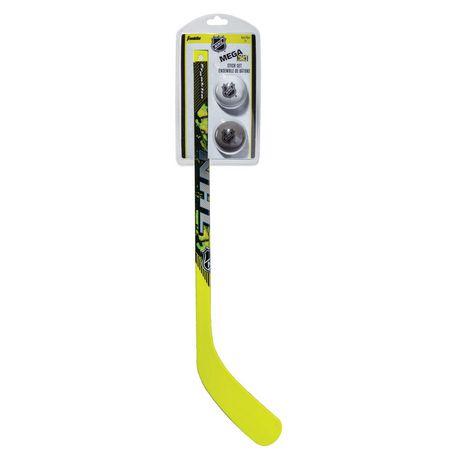 Franklin Sports Inc Franklin Sports Nhl Mega Hockey Stick Set