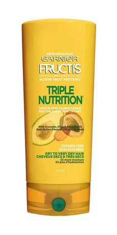 Garnier Fructis, Triple Nutrition Conditioner - image 1 de 1