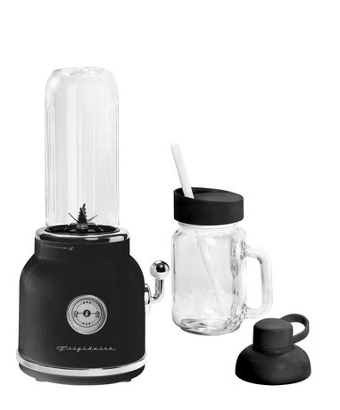 Frigidaire 300W Retro Smoothie Maker, Black - image 2 of 2