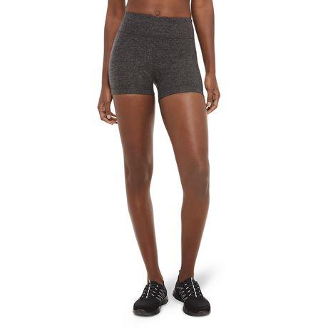 Athletic Works Women's Bike Short Grey Xs