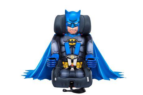 KidsEmbrace DC Comics Batman Combination Booster Car Seat - image 2 of 8