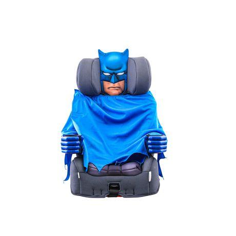 KidsEmbrace DC Comics Batman Combination Booster Car Seat - image 5 of 8