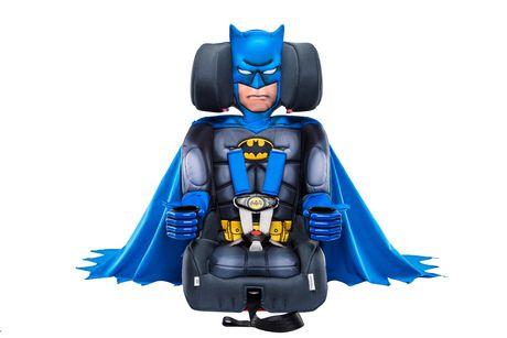 KidsEmbrace DC Comics Batman Combination Booster Car Seat - image 3 of 8