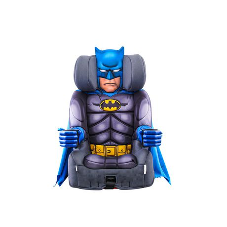 KidsEmbrace DC Comics Batman Combination Booster Car Seat - image 4 of 8