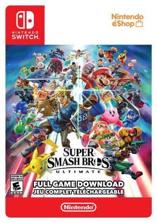 Super Smash Bros. Ultimate - Best Switch Game For Family Tournament Night