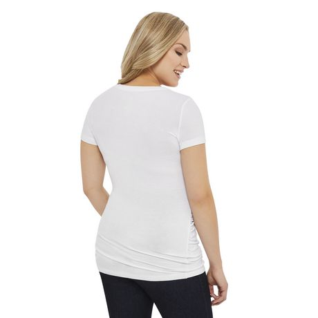 George Maternity V Neck Tee - image 3 of 6