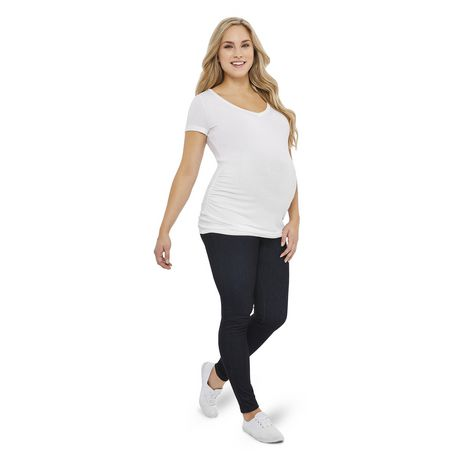 George Maternity V Neck Tee - image 5 of 6