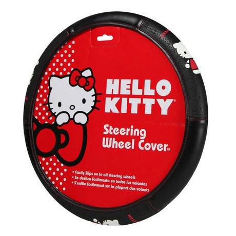 Housse de volant core de hello kitty for Housse de voiture hello kitty